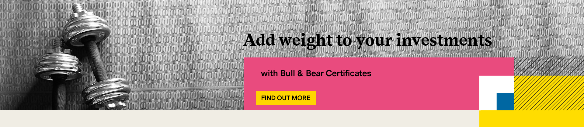Bull and Bear Certificates